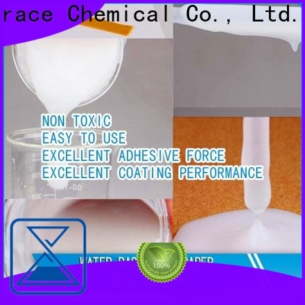 Sinograce Chemical water based adhesive glue binder for textile