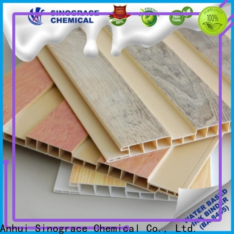 Sinograce Chemical screen printing inks supplier for pvc