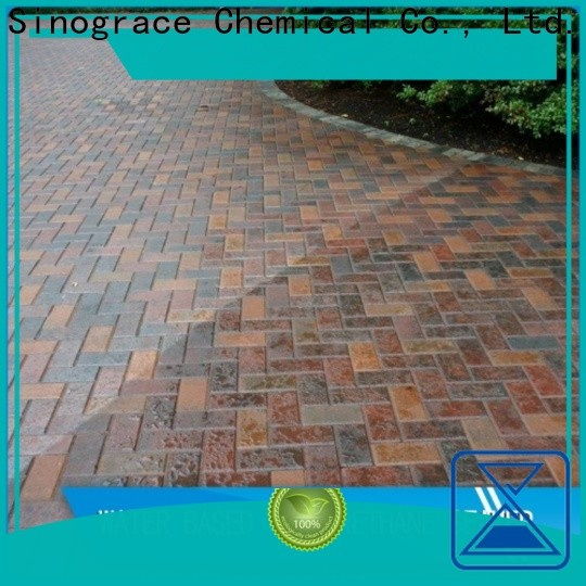 Sinograce Chemical silicone best paver sealer supplier for making