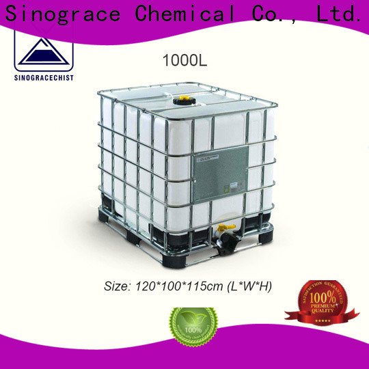 Sinograce Chemical eco-friendly fluorinated acrylic copolymer price for chemical
