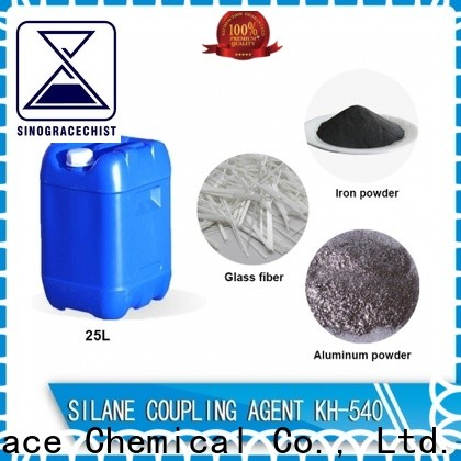 Sinograce Chemical epoxy coupling agents in polymers manufacturer for pvc