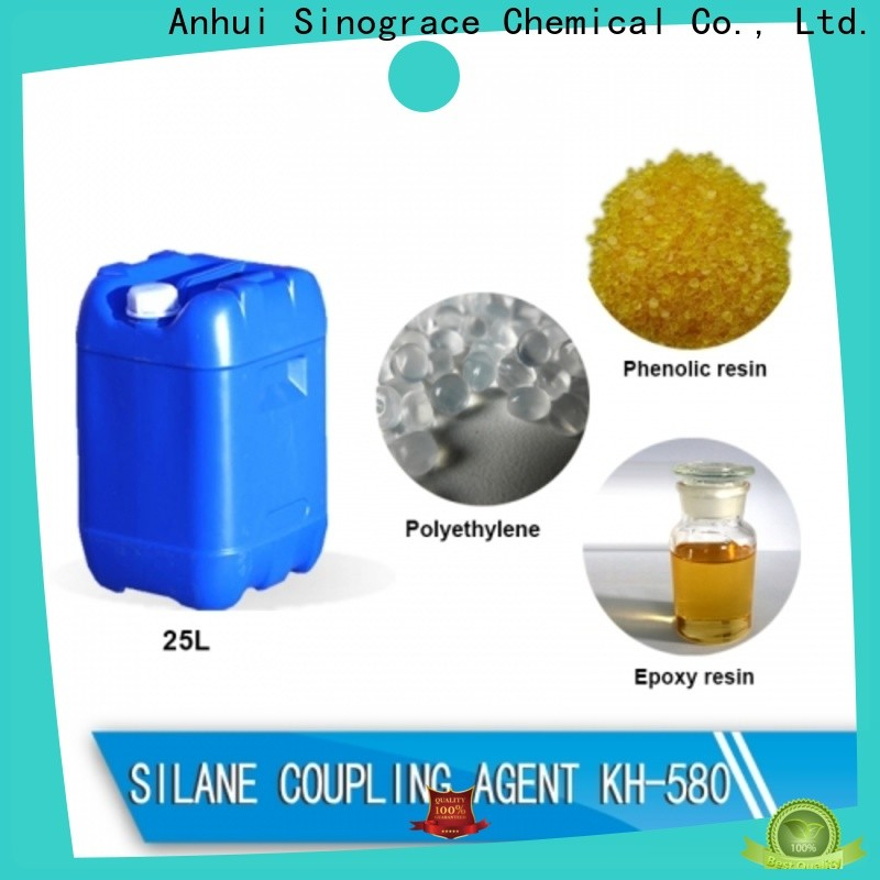 Sinograce Chemical coupling agents in polymers manufacturer for chemical