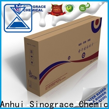 Sinograce Chemical water based paint for sale for glue