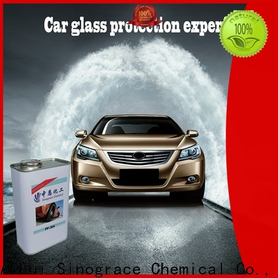 Sinograce Chemical automotive nano coating brand for protection