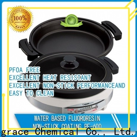 Sinograce Chemical best non stick coating for cookware supplier for cookware
