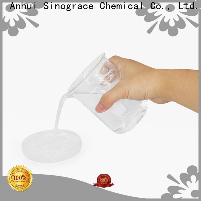 Sinograce Chemical eco-friendly nano ceramic coating price for concrete