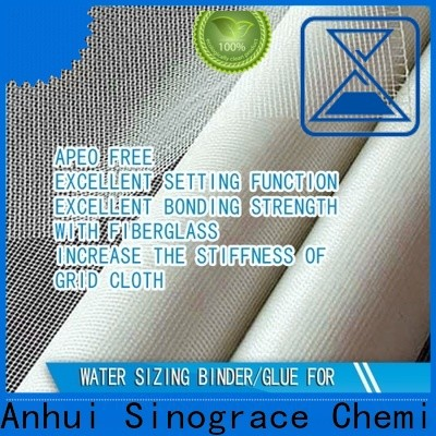 Sinograce Chemical high-quality water based acrylic resin paint for business for footwear