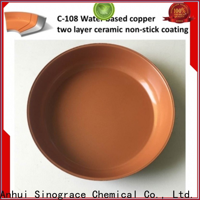 Sinograce Chemical non toxic armor plate coating factory for material