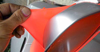 Metal coating application
