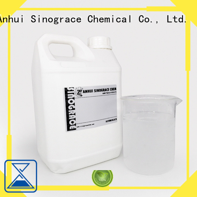 acrylic emulsion adhesive for chemical Sinograce Chemical