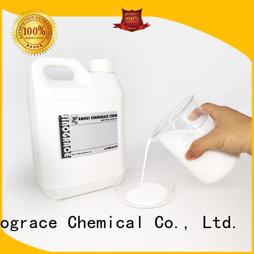 Sinograce Chemical aluminized pressure sensitive glue supplier for tape