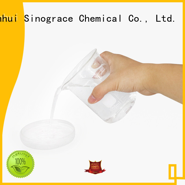 Sinograce Chemical good water based primer supplier for making