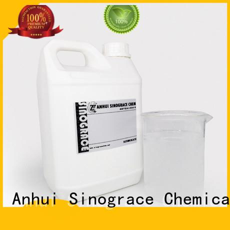 Sinograce Chemical matte water based polyurethane supplier for carpet