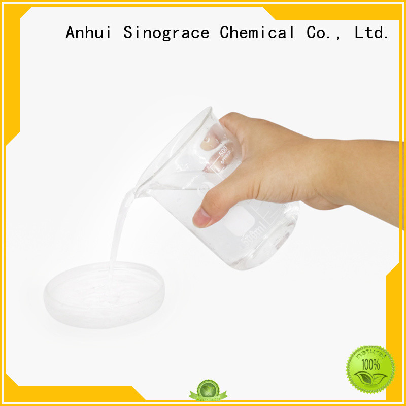 Sinograce Chemical eco-friendly acrylic acid polymers for sale for chemical