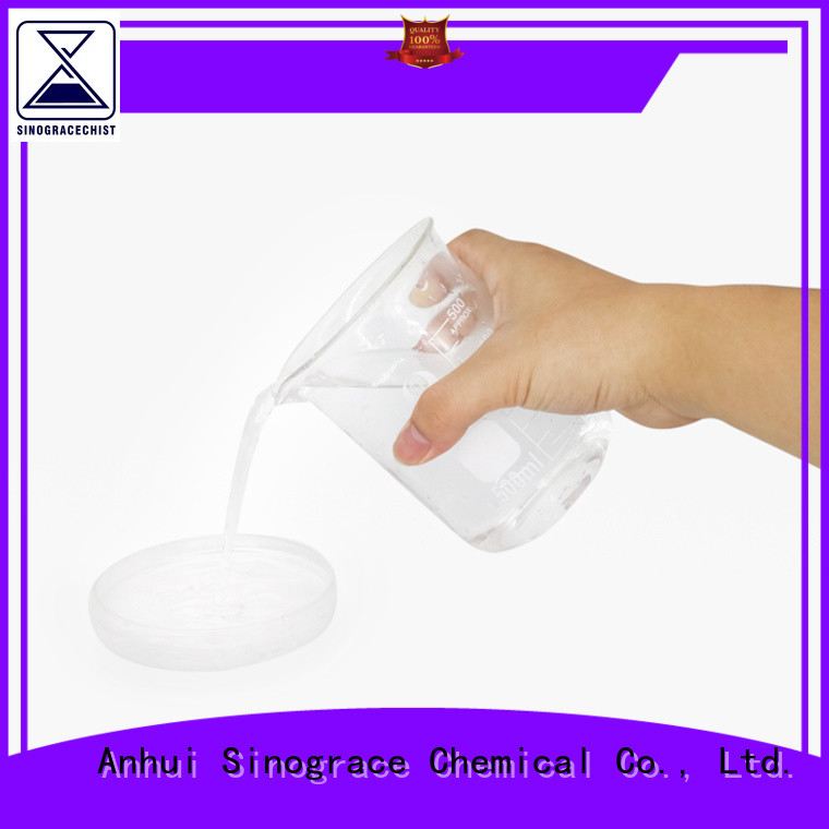 Sinograce Chemical chemical raw materials prices for sale for chemical