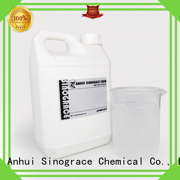 best water based polyurethane for carpet Sinograce Chemical