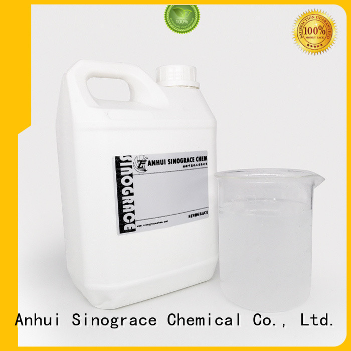 Sinograce Chemical water based pu paint for sale for carpet