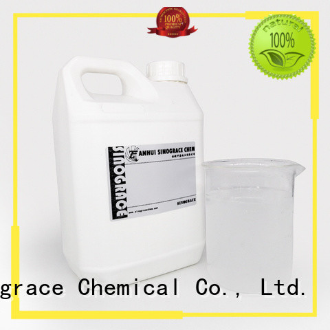 Sinograce Chemical non toxic dmba chemical price for chemical