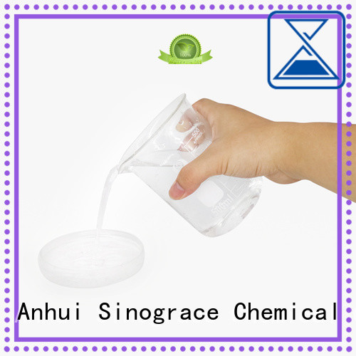 Sinograce Chemical eco-friendly poly ethyl methacrylate supplier for making