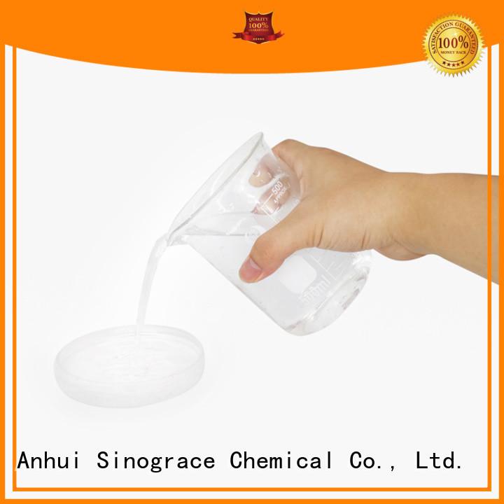 Sinograce Chemical water based polyurethane for hardwood floors supplier for wood floors