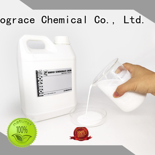 Sinograce Chemical water based adhesive remover for sale for material