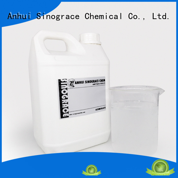 Sinograce Chemical eco-friendly polydimethylsiloxane uses for sale for chemical
