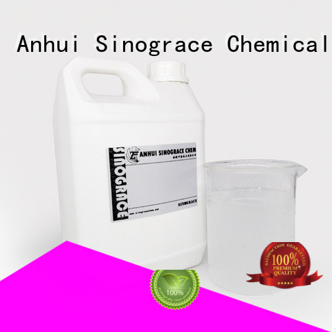 Sinograce Chemical eco-friendly best paver sealer supplier for chemical