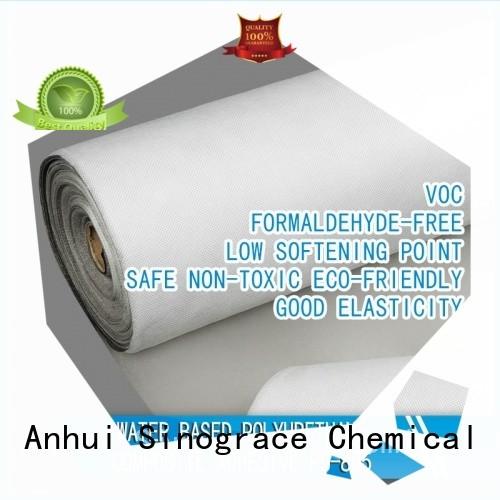 lamination adhesive glue for textile Sinograce Chemical
