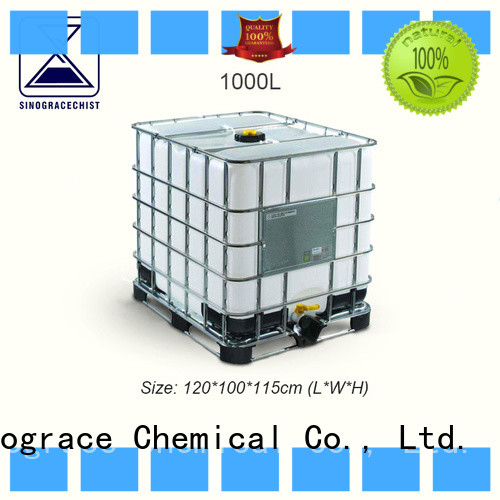 Sinograce Chemical fluorinated acrylic copolymer for sale for material