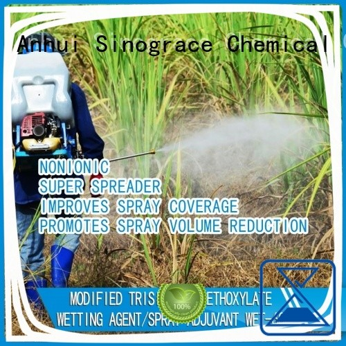 Sinograce Chemical natural wetting agent for sale for chemical