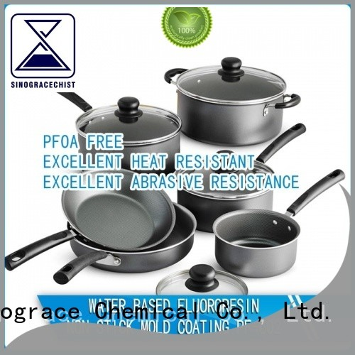 Sinograce Chemical non stick non stick ceramic coating for sale for pans