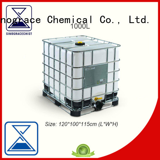 Sinograce Chemical clear unsaturated polyester resin for sale for chemical