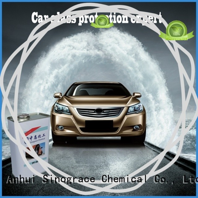 Sinograce Chemical ceramic nano coating supplier for car