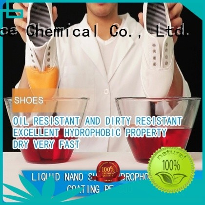 Sinograce Chemical eco-friendly nano protective coating for boots