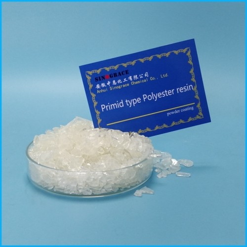 Primid Polyster Resin For Powder Coating