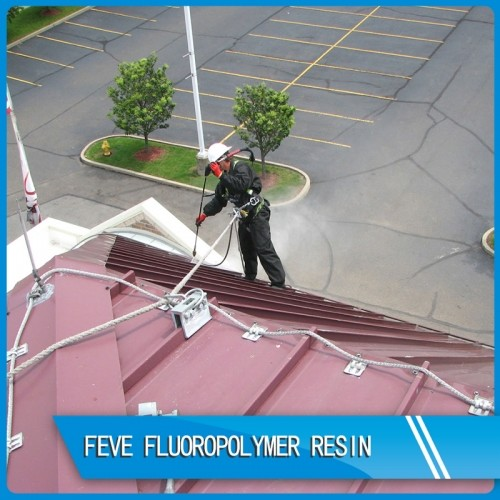 PF-501 FEVE Fluoropolymer Resin For Anti-Corrosion Coating