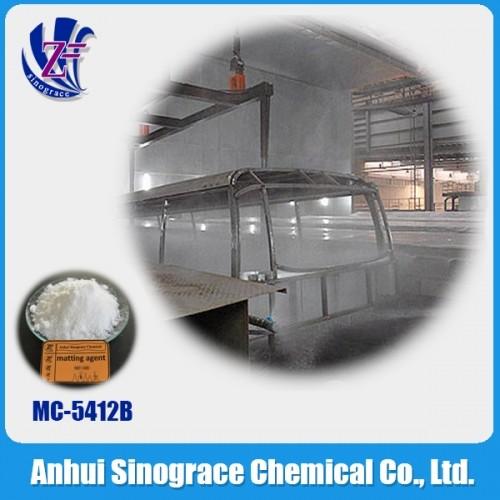 MC-DE5412B Non Silicon Electrolysis Degreaser Cleaner