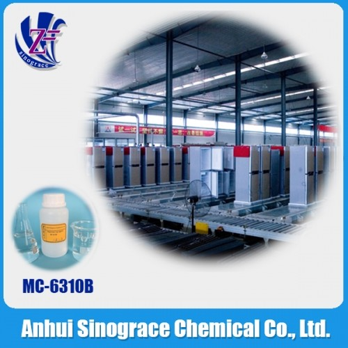MC-DE6310B Acid Solid Degreaser For Galvanized Sheet And Alloy
