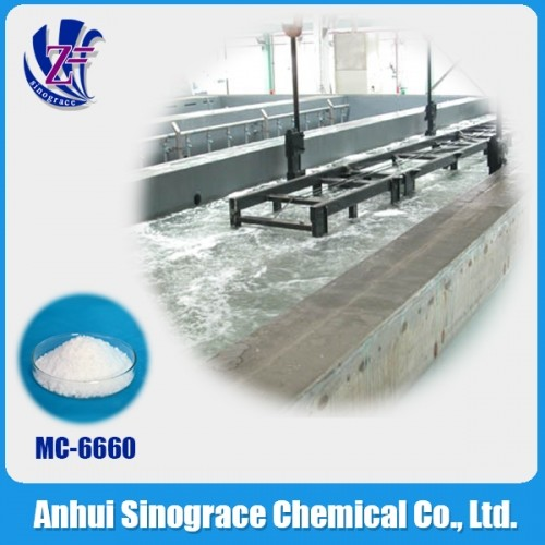 MC-DE6660 Solid Non-Phosphate Degreaser For Sheet And Alloy