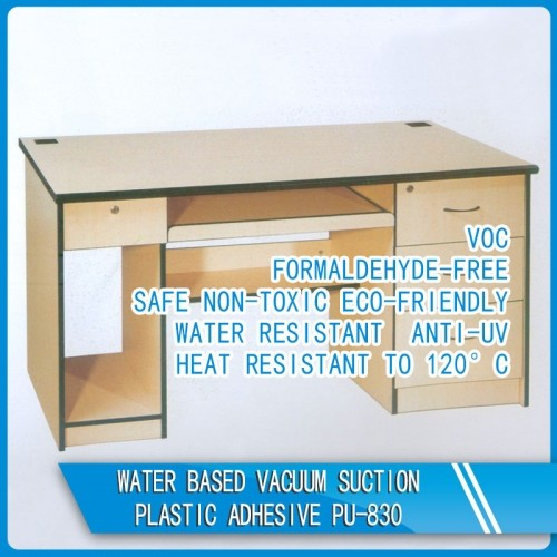 Water Based Vacuum Suction Plastic Adhesive PU-830