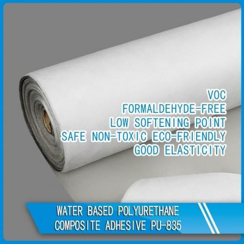 Water Based Polyurethane Composite Adhesive PU-835
