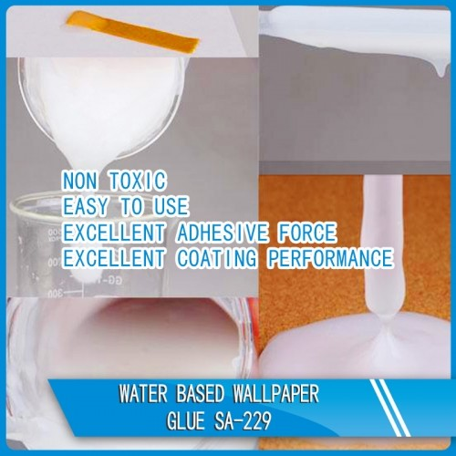 Water Based Wallpaper Glue SA-229