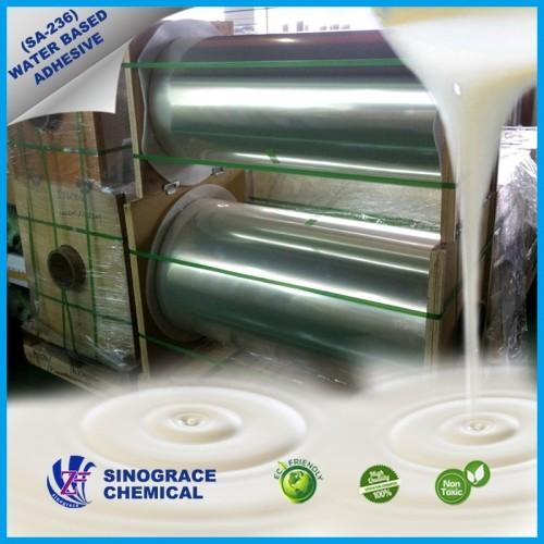 water based primer for polar films SA-236