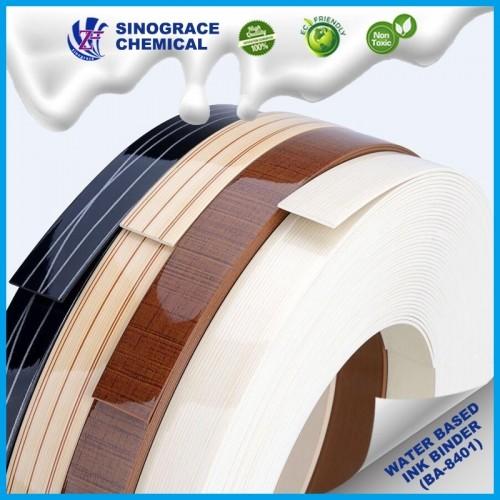 Alcohol Resistant Water-Based Emulsion For PVC Ink (BA-8401)