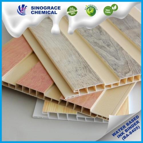 WATER-BASED EMULSION FOR PVC INK (BA-8405)