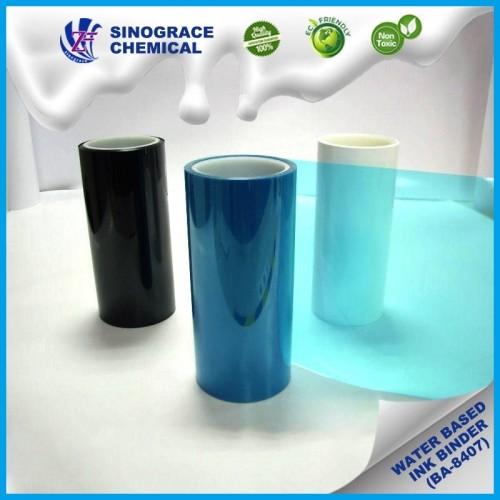 Water-Based Emulsion For Removable Coating (BA-8407)