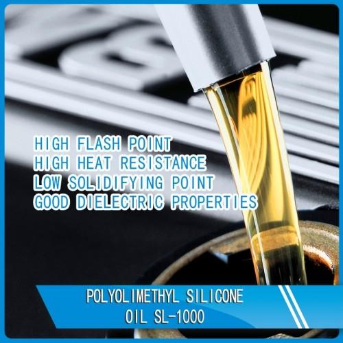 Polydimethyl Silicone Oil SI-1000