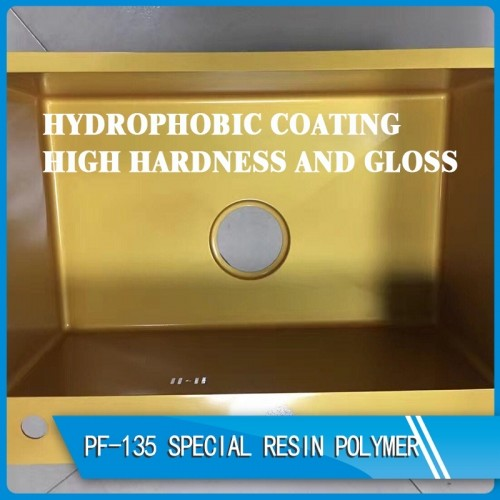 PF-135 High hardness modified acrylic copolymer