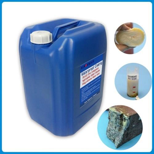 One Component Hydrophilic Water-Soluble Polyurethane Water-Stop Foam Gel/Flex PU-110