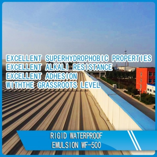 Rigid Waterproof Emulsion WF-500